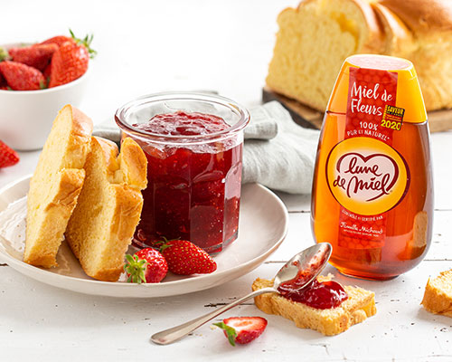 confiture-fraise-miel-de-fleurs