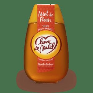 miel de fleurs doseurs 450g