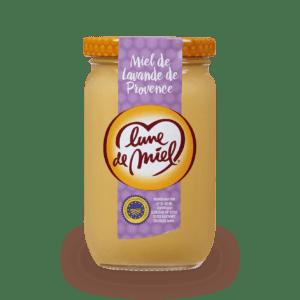 miel de lavande de provence pot en verre