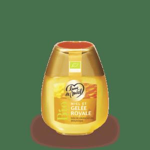 miel et gelée royale bio doseur