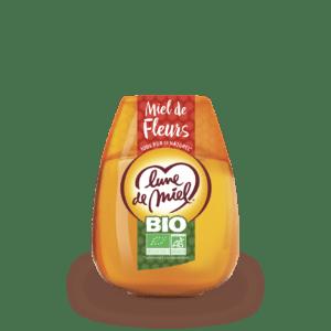 miel de fleurs bio doseur