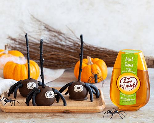 recette cake pops halloween